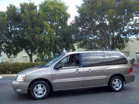 2006 Ford Freestar for sale at Love's Auto Group in Boynton Beach FL