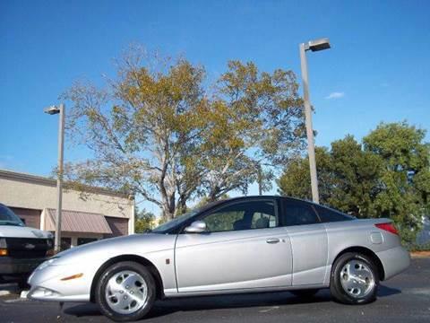 2002 Saturn S-Series for sale at Love's Auto Group in Boynton Beach FL