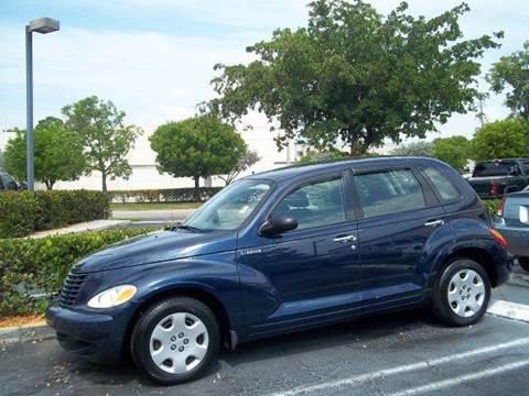 2005 Chrysler PT Cruiser for sale at Love's Auto Group in Boynton Beach FL