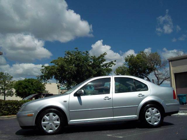 2003 Volkswagen Jetta for sale at Love's Auto Group in Boynton Beach FL