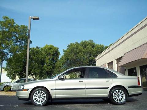 2001 Volvo S80 for sale at Love's Auto Group in Boynton Beach FL