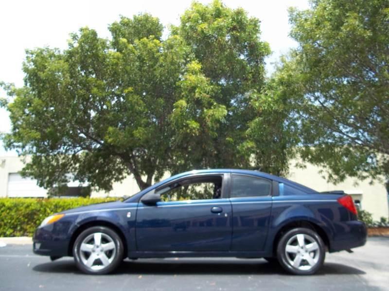 2007 Saturn Ion for sale at Love's Auto Group in Boynton Beach FL