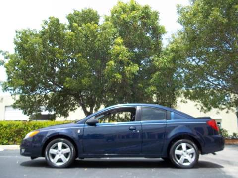2007 Saturn Ion for sale at Love's Auto Group in Boynton Beach FL