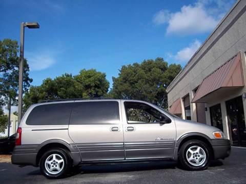 2001 Pontiac Montana for sale at Love's Auto Group in Boynton Beach FL