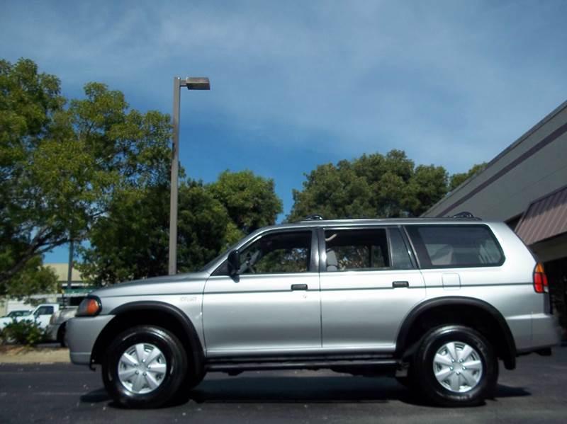 2001 Mitsubishi Montero Sport for sale at Love's Auto Group in Boynton Beach FL