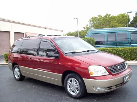 2004 Ford Freestar for sale at Love's Auto Group in Boynton Beach FL