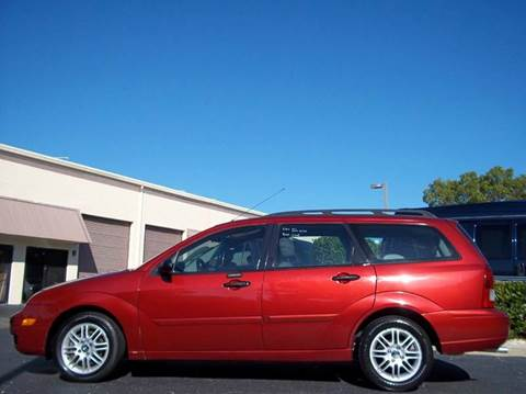 2005 Ford Focus for sale at Love's Auto Group in Boynton Beach FL