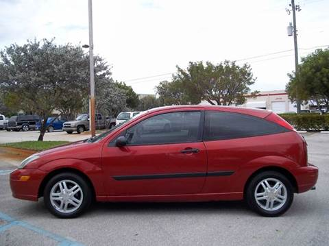2003 Ford Focus for sale at Love's Auto Group in Boynton Beach FL