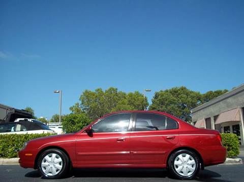 2006 Hyundai Elantra for sale at Love's Auto Group in Boynton Beach FL