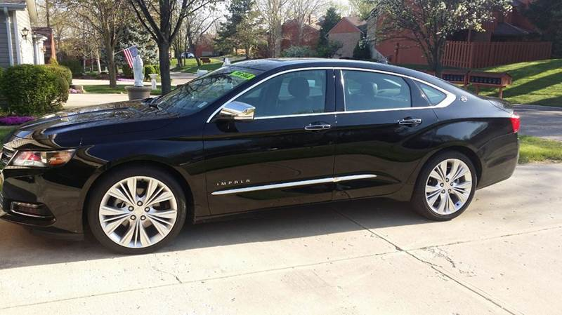2014 chevrolet impala ltz 4dr sedan w 2lz in dayton oh. Black Bedroom Furniture Sets. Home Design Ideas