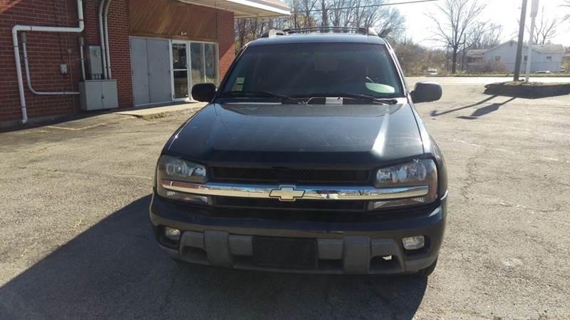 2004 Chevrolet TrailBlazer EXT LT 4dr SUV - Dayton OH