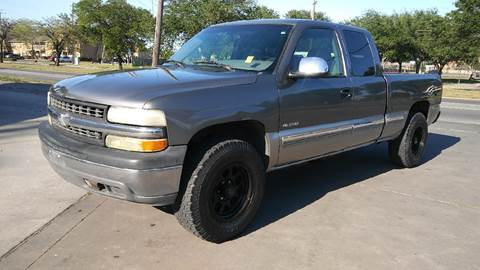 2000 Chevrolet Silverado 1500 for sale at Affordable Auto Spot in Houston TX