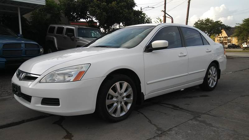 2006 Honda Accord for sale at Affordable Auto Spot in Houston TX
