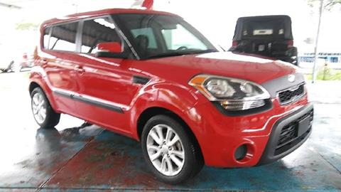 2012 Kia Soul for sale at Affordable Auto Spot in Houston TX
