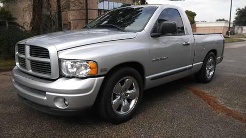 2004 Dodge Ram Pickup 1500 for sale in Houston, TX