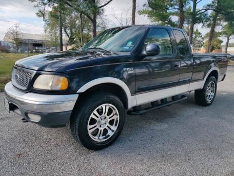 1999 Ford F-150 for sale at Affordable Auto Spot in Houston TX