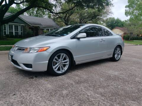 2008 Honda Civic for sale at Affordable Auto Spot in Houston TX