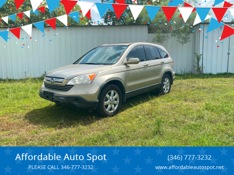 2009 Honda CR-V for sale at Affordable Auto Spot in Houston TX