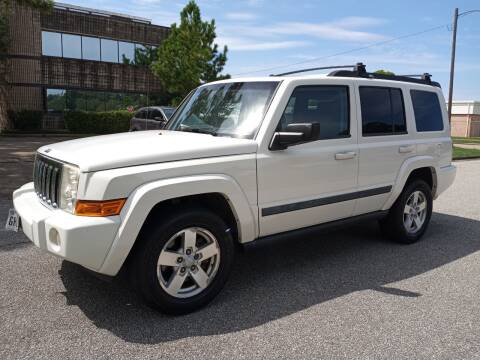 2008 Jeep Commander for sale at Affordable Auto Spot in Houston TX