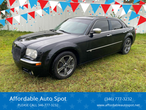 2008 Chrysler 300 for sale at Affordable Auto Spot in Houston TX