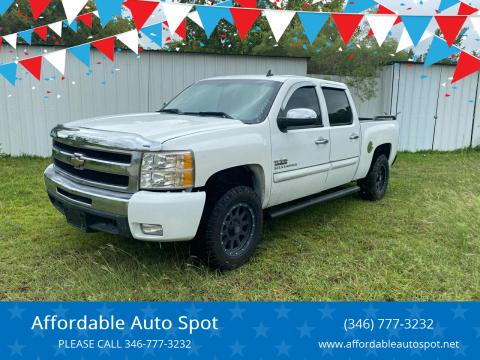 2011 Chevrolet Silverado 1500 for sale at Affordable Auto Spot in Houston TX