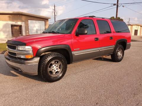 2000 Chevrolet Suburban for sale at Affordable Auto Spot in Houston TX