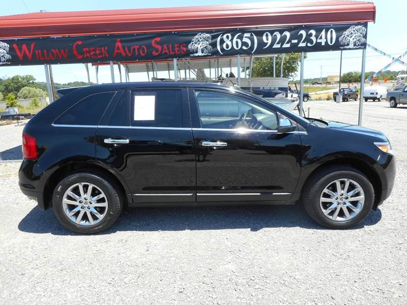 Ford Edge Limited Dr Suv Knoxville Tn