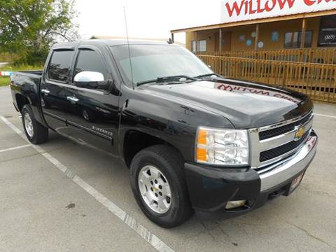 2011 Chevrolet Silverado 1500 for sale at Willow Creek Auto Sales in Knoxville TN