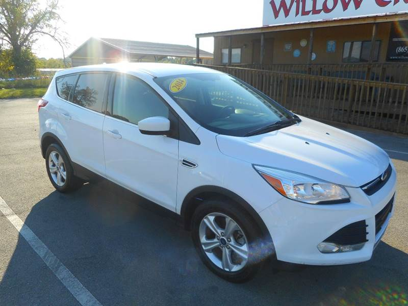 2014 Ford Escape for sale at Willow Creek Auto Sales in Knoxville TN