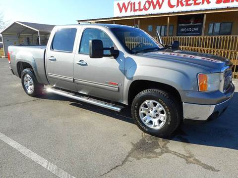 2008 GMC Sierra 1500 for sale at Willow Creek Auto Sales in Knoxville TN