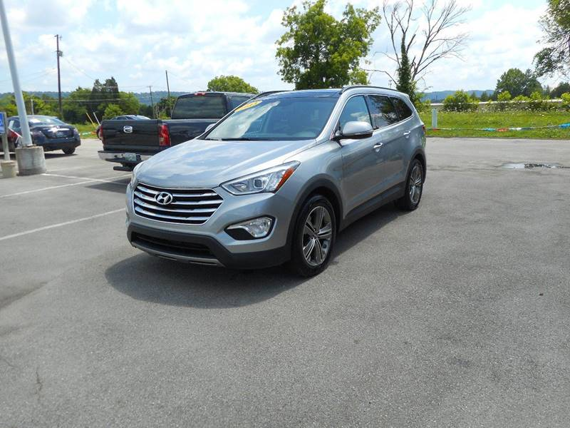 2013 Hyundai Santa Fe Awd Limited 4dr Suv In Knoxville Tn Willow