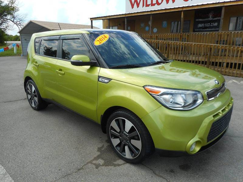 2014 Kia Soul ! 4dr Wagon   Knoxville TN
