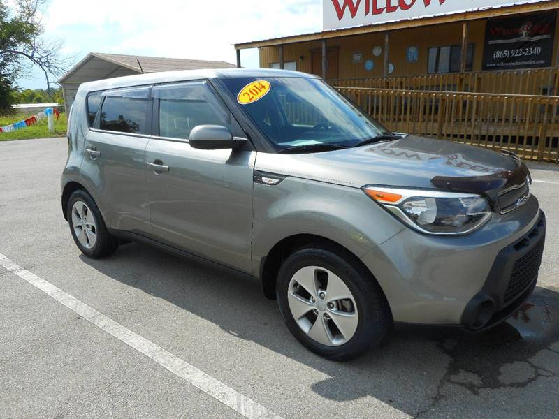 2014 Kia Soul 4dr Wagon 6A   Knoxville TN