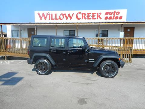 2016 Jeep Wrangler Unlimited for sale in Knoxville, TN
