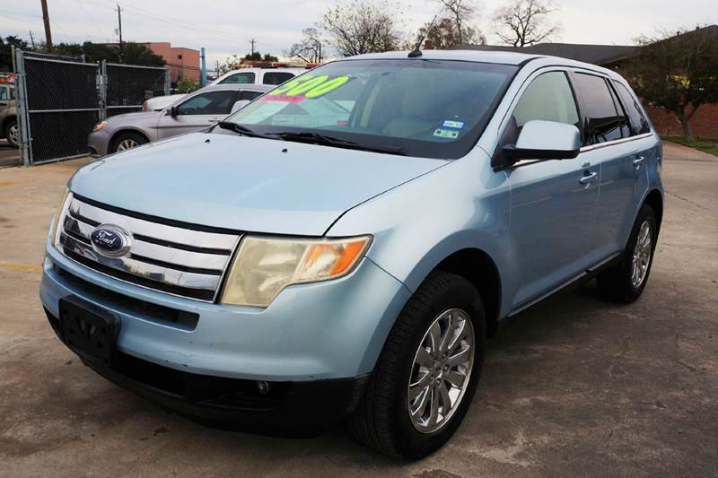 Ford Edge Limited Dr Suv Houston Tx