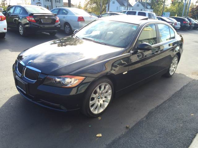 2006 bmw 3 series 330xi awd 4dr sedan in webster ny shermans auto sales. Black Bedroom Furniture Sets. Home Design Ideas