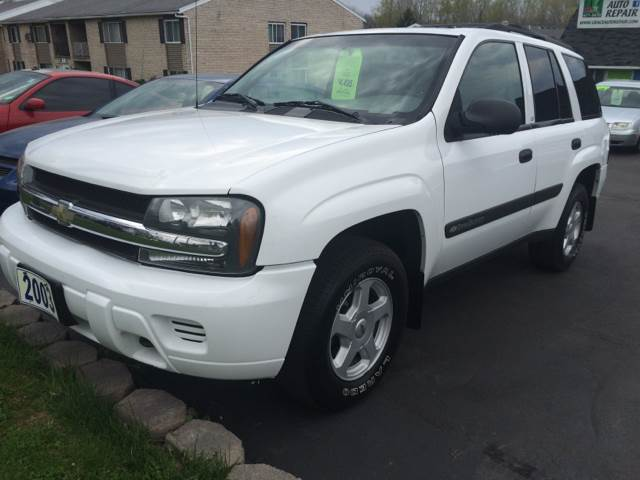 ls for sale chevrolet mayfield used trailblazer ky suv htm