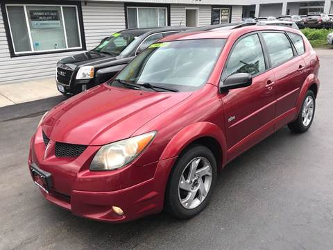2004 Pontiac Vibe for sale in Webster, NY