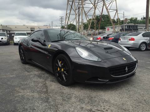 2009 Ferrari California for sale at International Motors Inc. in Nashville TN