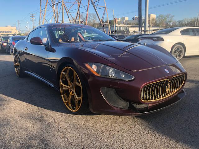 2008 Maserati GranTurismo for sale at International Motors Inc. in Nashville TN