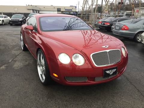 2005 Bentley Continental GT for sale at International Motors Inc. in Nashville TN