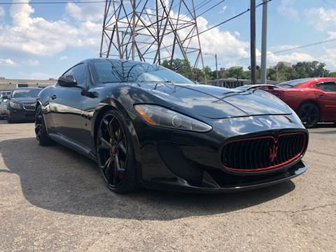 2008 Maserati GranTurismo for sale at International Motors Inc. in Nashville TN