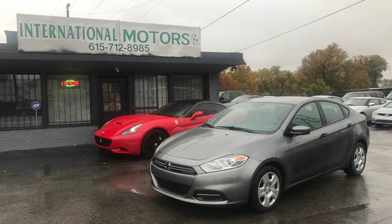 Dodge Dealership Nashville Tn >> 2013 Dodge Dart Se 4dr Sedan In Nashville Tn International