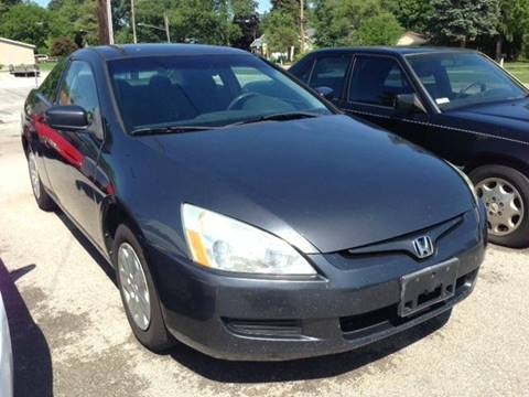2004 Honda Accord for sale at Royal Motors - 3353 North Holland Sylvania Road Lot in Toledo OH