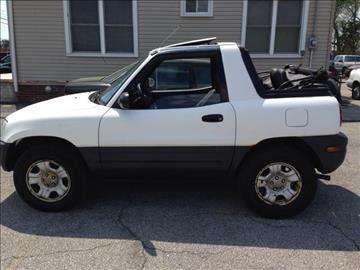 1998 Toyota RAV4 for sale in Toledo, OH