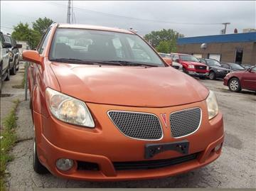 2005 Pontiac Vibe for sale in Toledo, OH