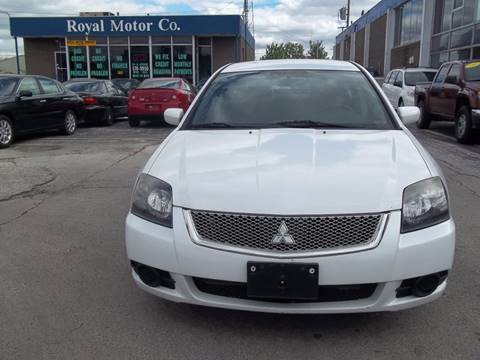 2011 Mitsubishi Galant for sale in Toledo, OH