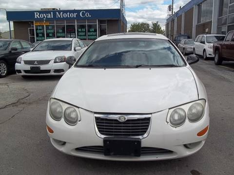 2002 Chrysler 300M for sale in Toledo, OH