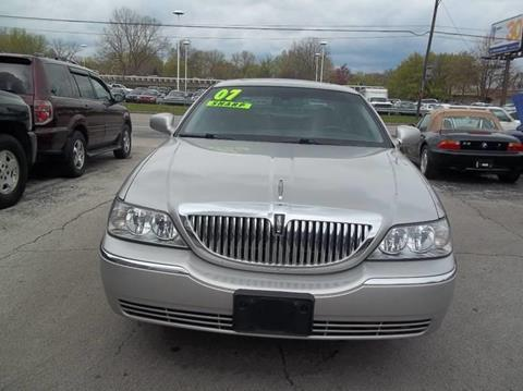 2007 Lincoln Town Car for sale in Toledo, OH