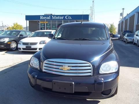 2010 Chevrolet HHR for sale in Toledo, OH
